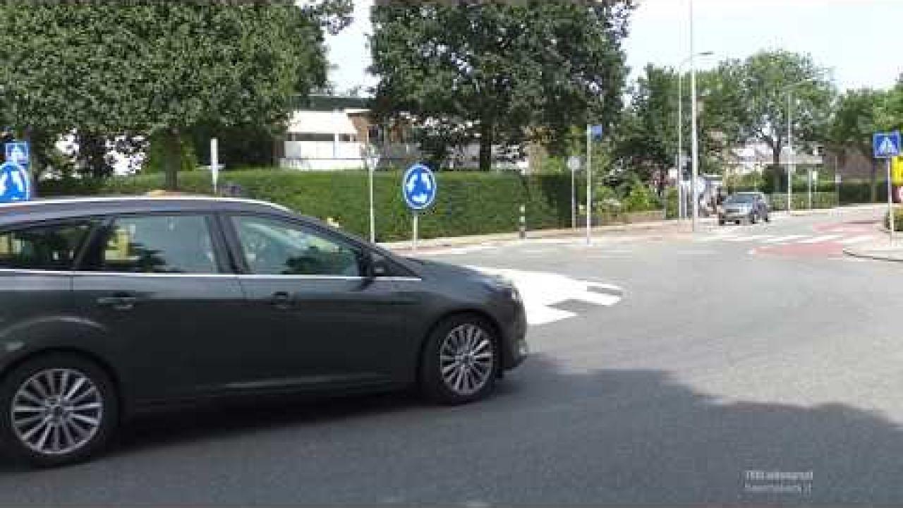 Rotonde marquettelaan - bachstraat opgeknapt. 1/1